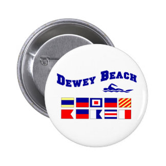 Dewey Beach Button