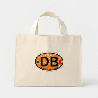 Dewey Beach. Mini Tote Bag