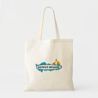 Dewey Beach. Tote Bag