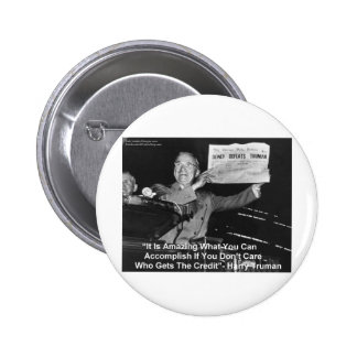 Dewey Beats Truman Funny Gifts Tees Buttons Etc Pinback Buttons