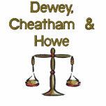 Dewey, Cheatham y Howe Camiseta Polo