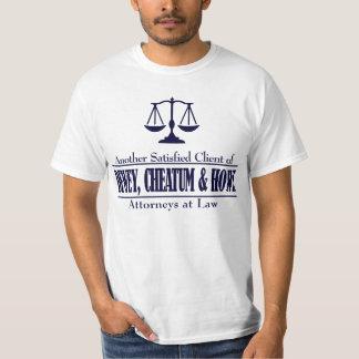 Dewey, Cheatum, and Howe T-Shirt