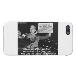 Dewey Defeats Truman iPhone 5/5S Matte Finish Case