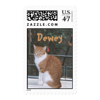 dewey, Dewey Stamp