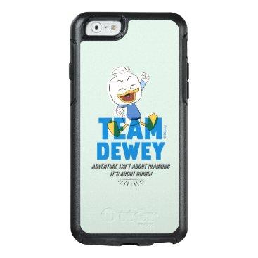 Dewey Duck   Team Dewey - Adventure OtterBox iPhone 6/6s Case