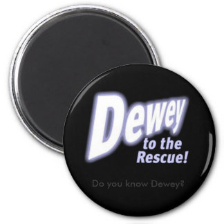 ¿deweytotherescue, usted conoce a Dewey? Iman De Nevera