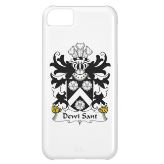 Dewi Sant Family Crest Cover For iPhone 5C