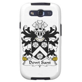 Dewi Sant Family Crest Samsung Galaxy SIII Covers