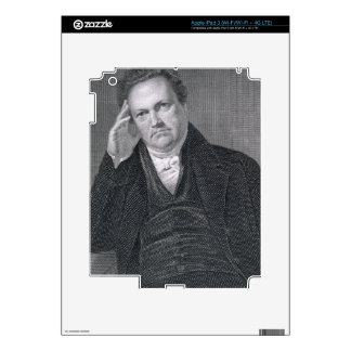 DeWitt Clinton, engraved by Asher Brown Durand (17 iPad 3 Skins