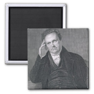 DeWitt Clinton engraved by Asher Brown Durand 17 Refrigerator Magnets