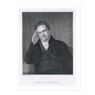 DeWitt Clinton, engraved by Asher Brown Durand (17 Postcard