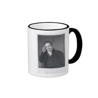 DeWitt Clinton, engraved by Asher Brown Durand (17 Ringer Mug