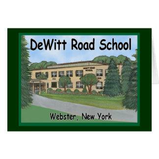 DeWitt Road Note Card