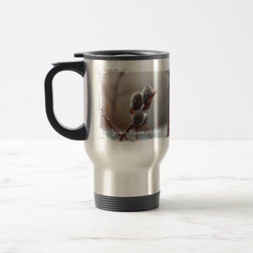 Dewy Catkin; Customizable Coffee Mug
