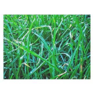 Dewy Grass Tablecloth