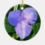 Dewy Trillium Ornament
