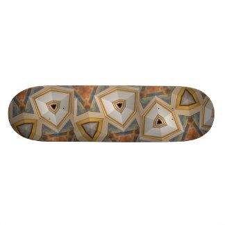 Dex FriedlanderWann Design Skateboard Deck