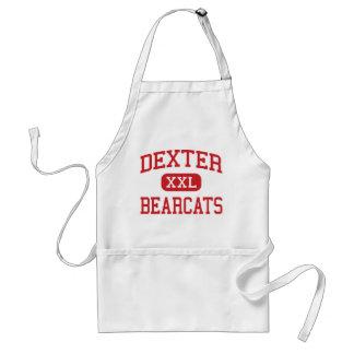 Dexter - Bearcats - High School - Dexter Missouri Adult Apron