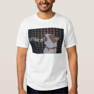dexter deco friday yet t-shirt