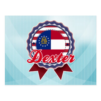 Dexter, GA Post Card