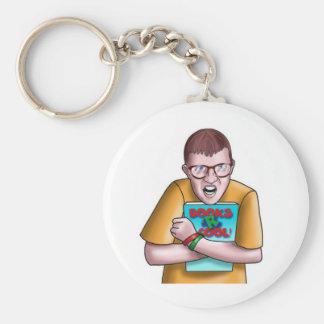 Dexter Keychain