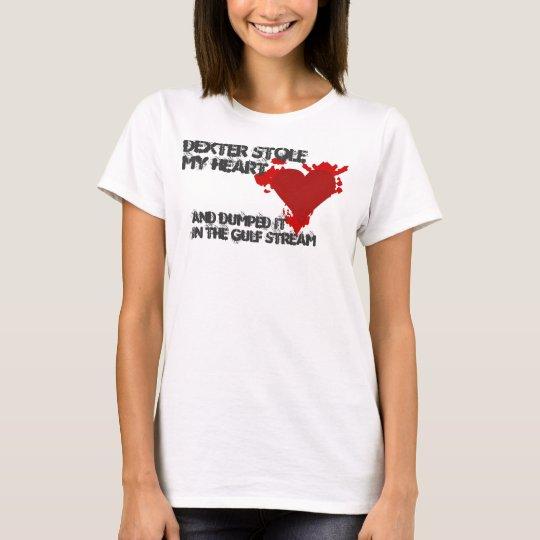 Dexter Stole My Heart T-Shirt