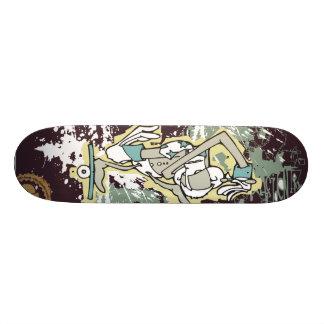"""Dezeinswell """"Eardis"""" Skateboard Deck"""