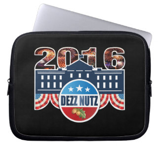 Dezz Nuts 2016 Laptop Sleeve