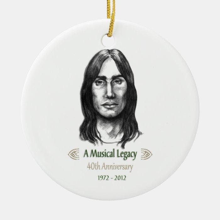 DF 40th Anniversary Commemorative Ornament