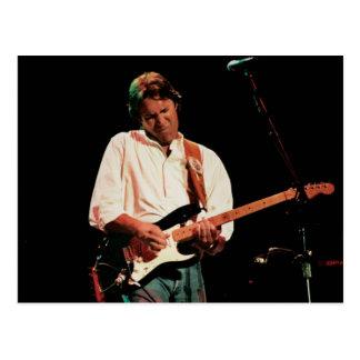 DF en la postal 2002 del concierto
