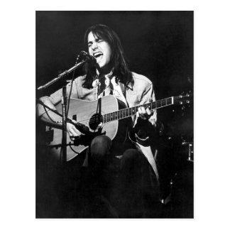 DF in Concert 1974 Postcard