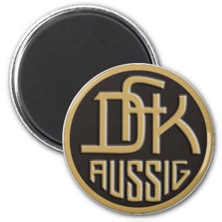 DFK Aussig Imán Redondo 5 Cm
