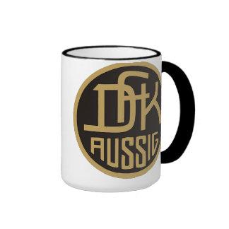 DFK Aussig -Sudetenland Ringer Mug