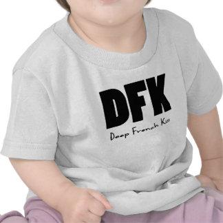 DFK black T Shirts