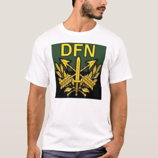 DFN T Shirt White
