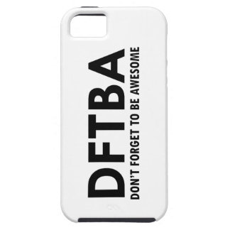 DFTBA iPhone 5 COVERS