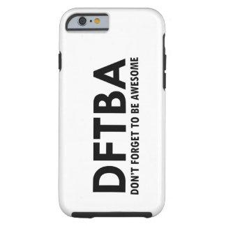 DFTBA FUNDA DE iPhone 6 TOUGH
