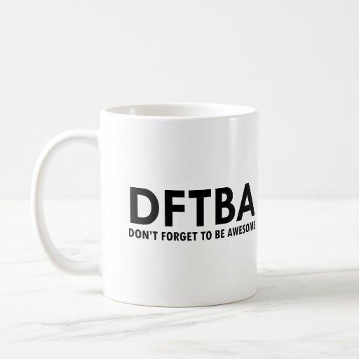 DFTBA MUGS