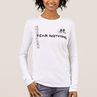 DFTZ shirt, apprehension nothing Long Sleeve T-Shirt