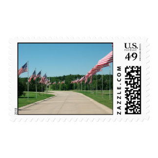 DFW National Cemetery Stamps
