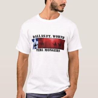 dfwpm, PERL MONGERS, DALLAS/FT. WORTH T-Shirt