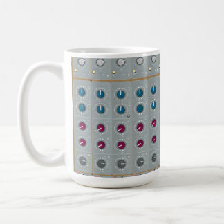 DFX 22 Mixing Desk Coffee Mug