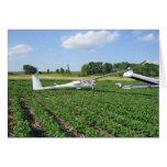 DG-1000 glider Card