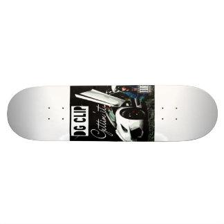 DG Clip skate board