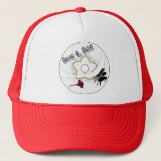 DGD Disk Lable Trucker Hat