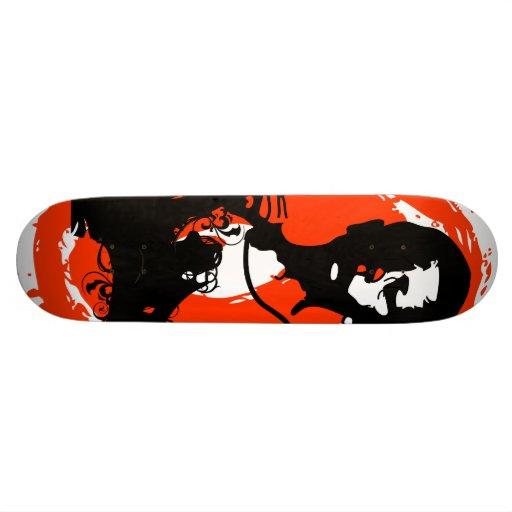 Dgenerate Fist Fight Skateboard