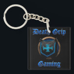 "DGG Keychain<br><div class=""desc"">a keychain to show your DGG pride</div>"