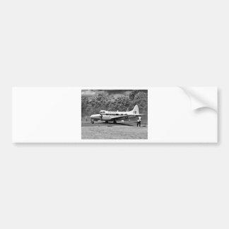 DH104 Devon aircraft Bumper Sticker