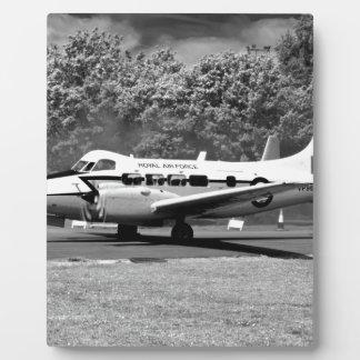 DH104 Devon aircraft Display Plaque