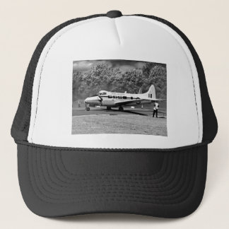 DH104 Devon aircraft Trucker Hat